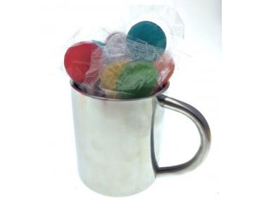 Lollipop Stainless Steel Mugs