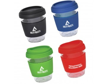 390ml Glass Coffee Cups