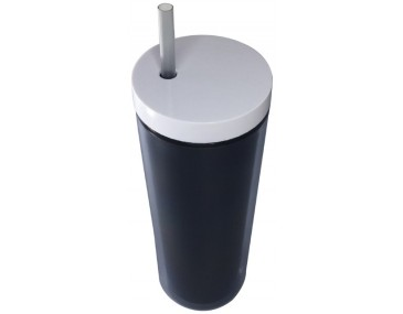 Blue Mountain Plastic Tumbler