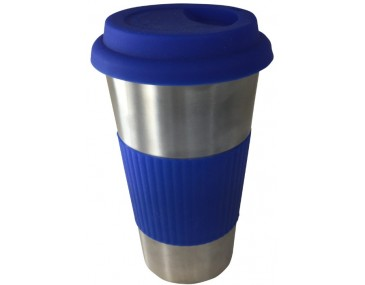 Branded Stainless Steel Thermal Mug