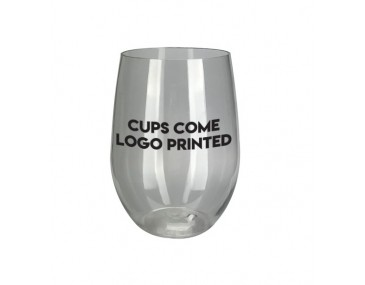 Cheap Promotional Clear Tumbler