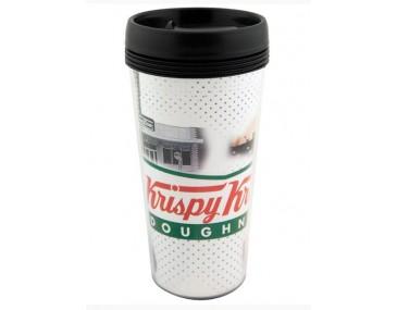 Custom Screw Top Coffee Cup