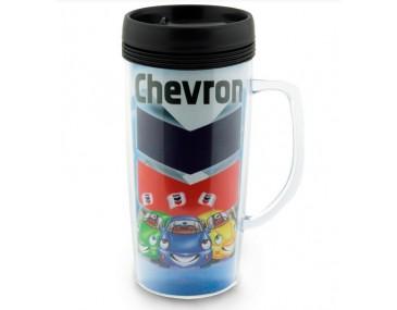 Digital Screw Top Coffee Mug