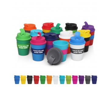 Fliptop Lid Cups