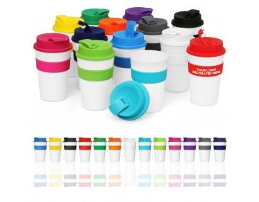 Large 475ml Fliptop Coffee Cups