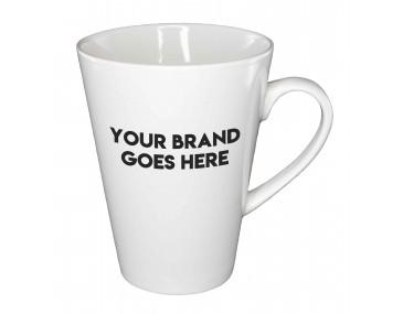 Silva Latte Mug With Branding