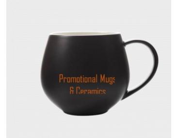 SNUG Tint Mug 450ml Black