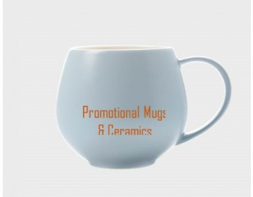 SNUG Tint Personalised Mugs 450ml Cloud