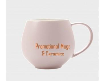 SNUG Tint Mug 450ml Rose
