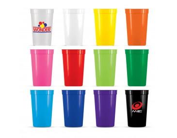 Reusable Plastic Stadium Cups