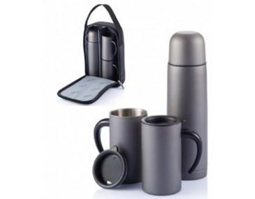 Swiss Peak Thermal Mug Gift Set