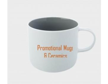 Tint Mug 440ml Charcoal