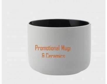 Tint Custom Sugar Bowls 8.5cm Charcoal