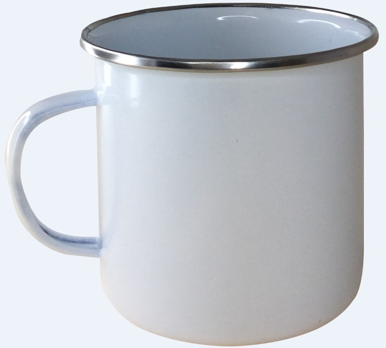 Promotional Enamel Mugs In Bulk Planet Mugs