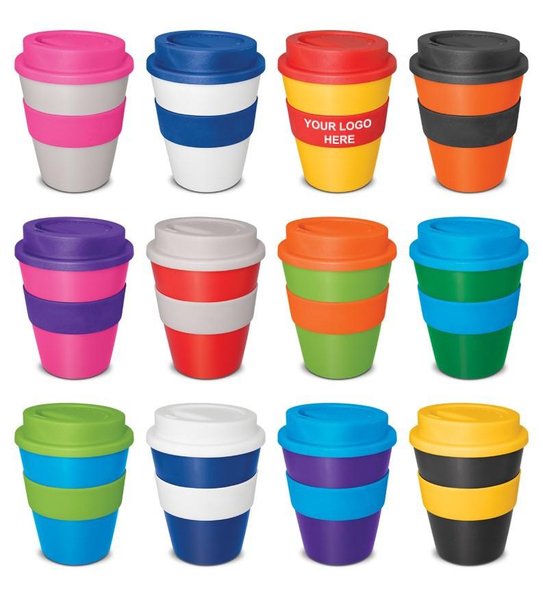 Promotional Reusable 350ml Coffee Cups Bulk in bulk ...