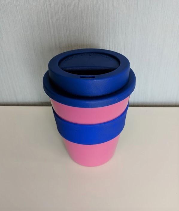 Promotional Reusable 350ml Coffee Cups Bulk In Bulk Planet Mugs