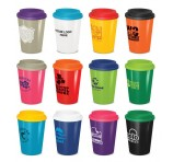 Promotional Tazia 400ml Coffee Mugs
