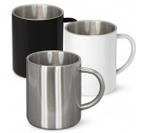 Big Stainless Steel Promotional Mugs