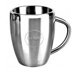 Custom Curved Stainless Steel Mug