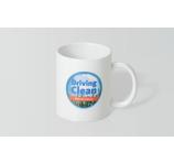 Dye Sub White Mug