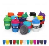 Fliptop Lid Cups