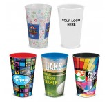 Galaxy 500ml Promotional Cups