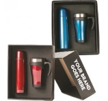 Sanchez Flask and Mug Set Corporate Gifts