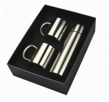 Stainless Steel Mugs Gift Set