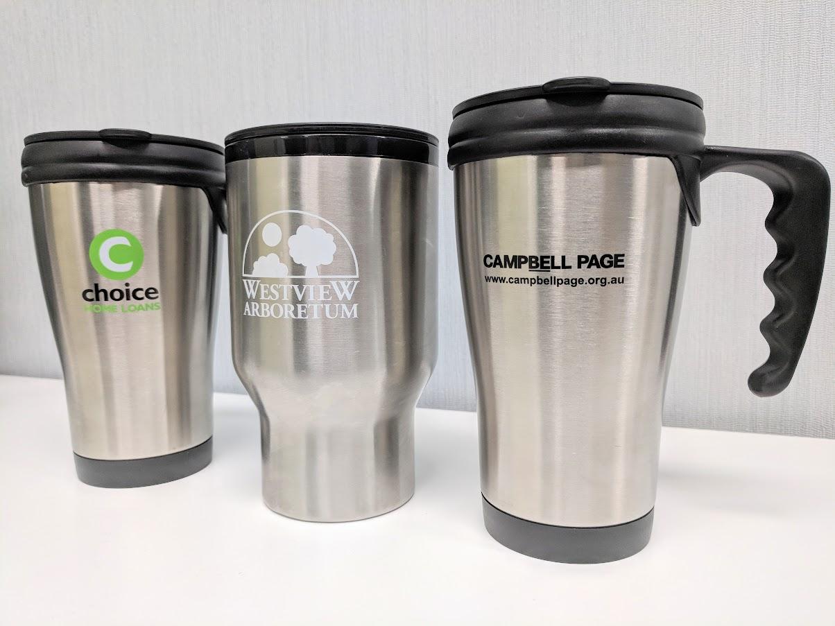 3 mug flasks