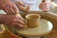 Potters Wheel Cup