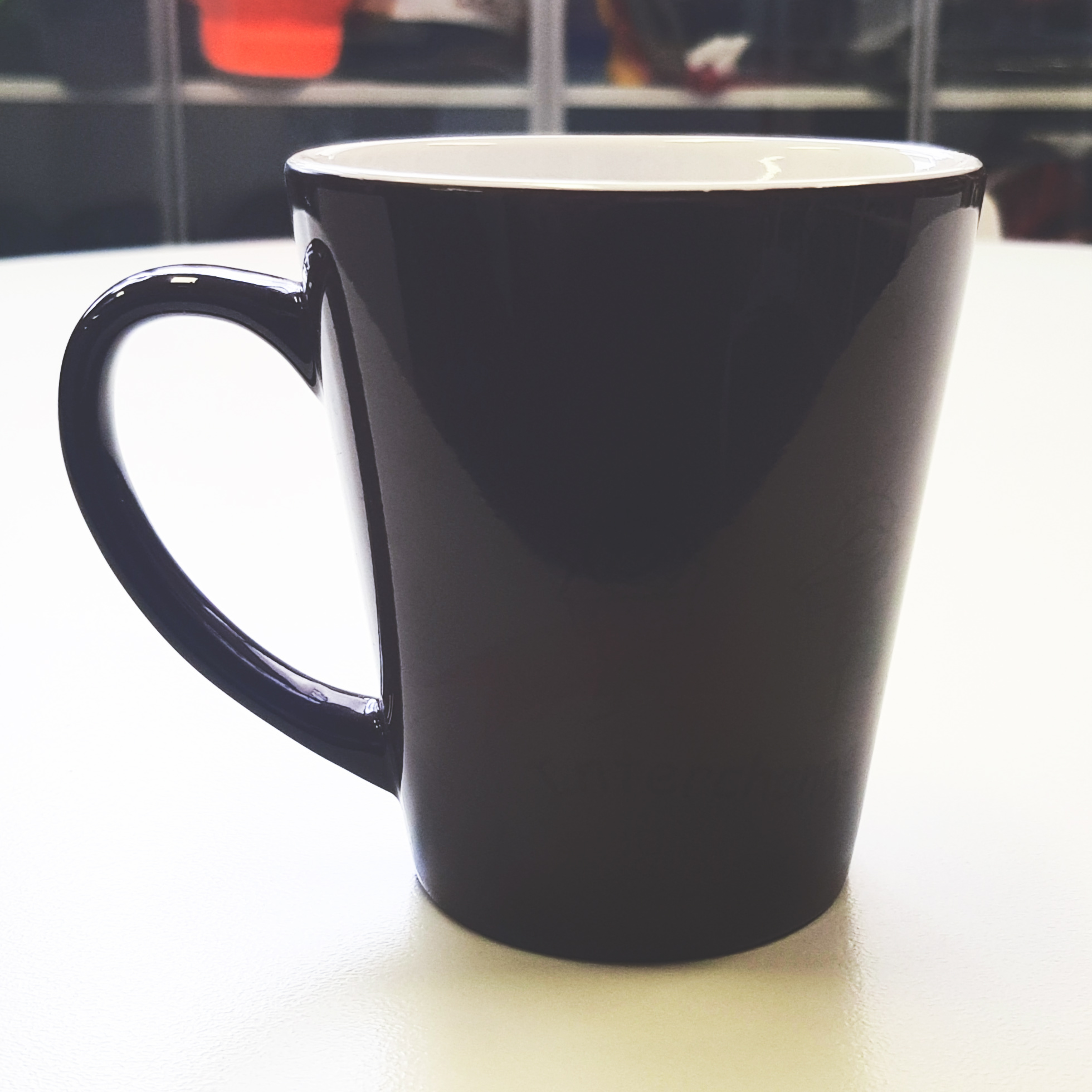 Promotional Change Mug Black