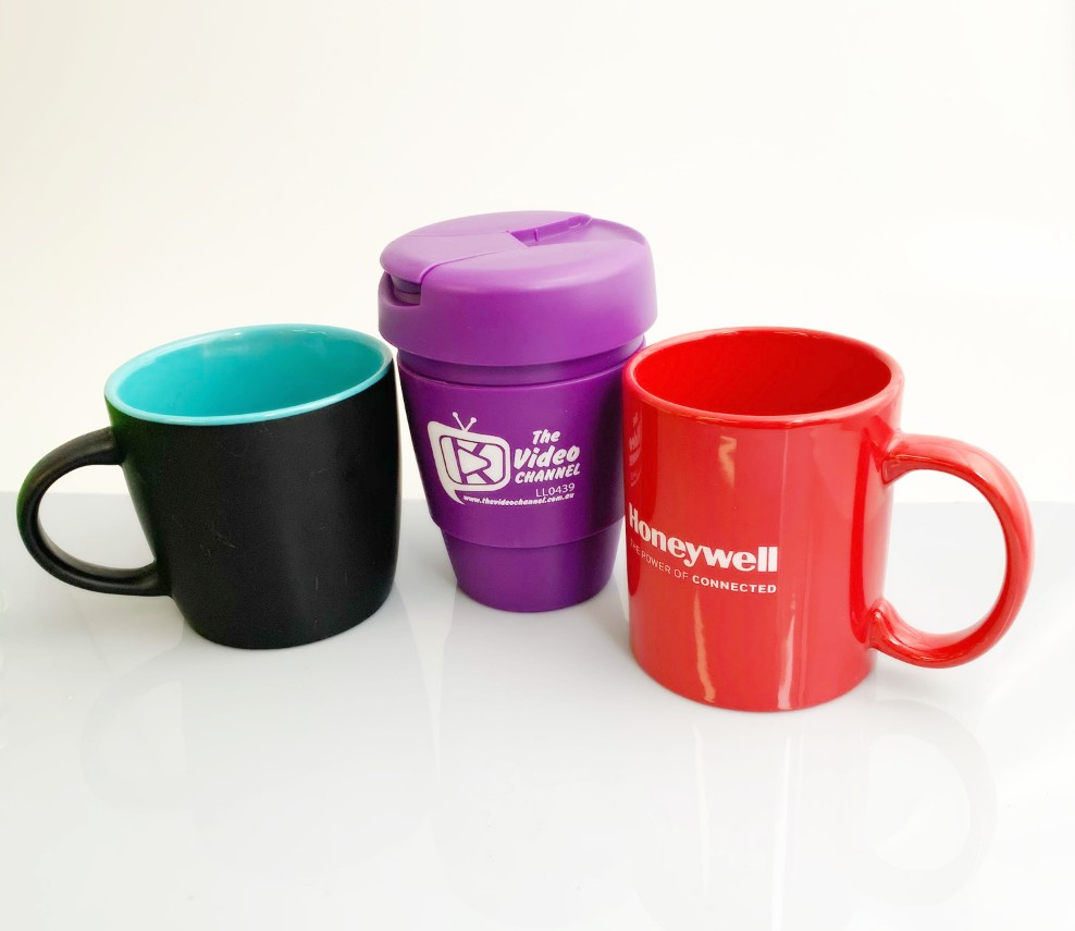 Branded Mugs for Winter