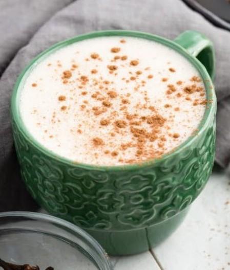 Relaxing Chamomile Latte Mug