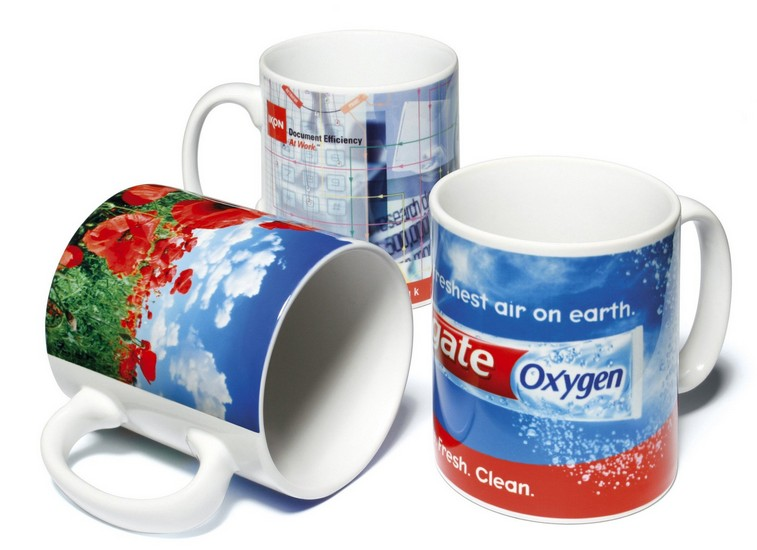 Promotional Full Colour Mugs