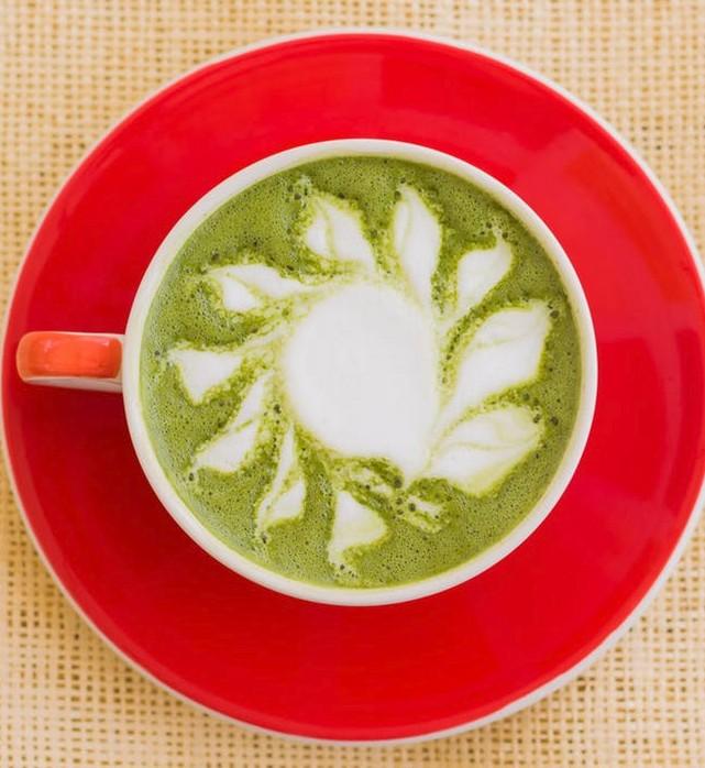 Minty Matcha Latte Mug