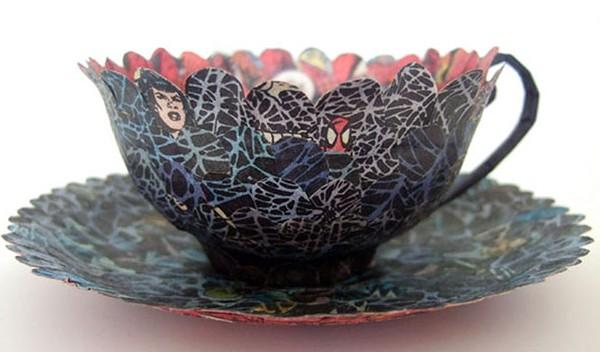 mug paper art 3