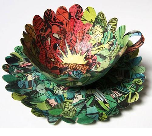 paper mug art 4