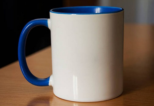 Porcelain Mug for Branding